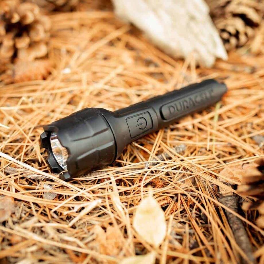 80 Lumen Rubber Flashlight in Nature