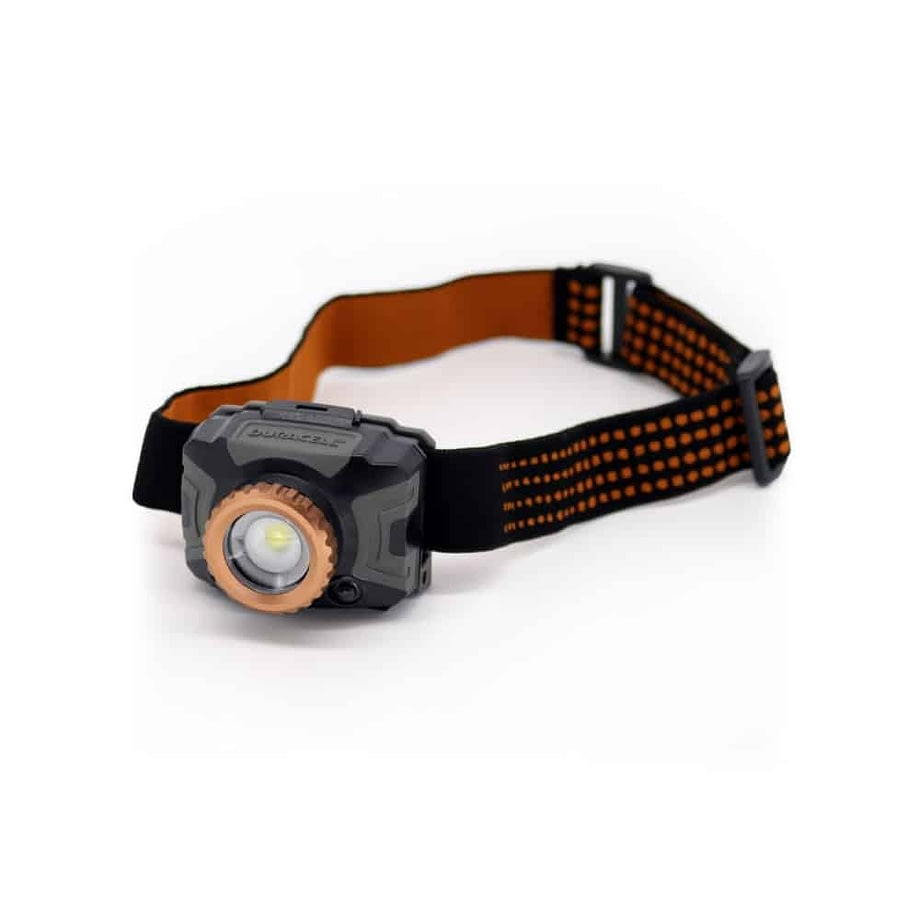 350 Lumen Headlamp - Partial Side View