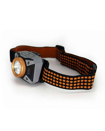 450 Lumen Headlamp - Side View