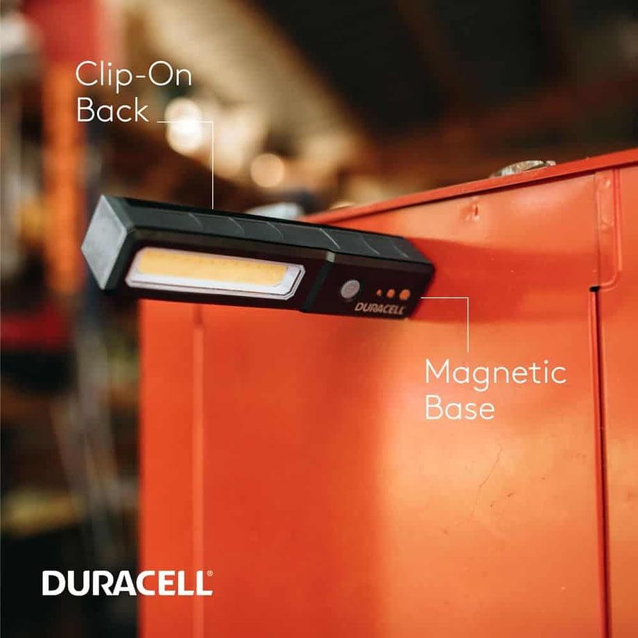 Clip-On Back, Magnetic Base