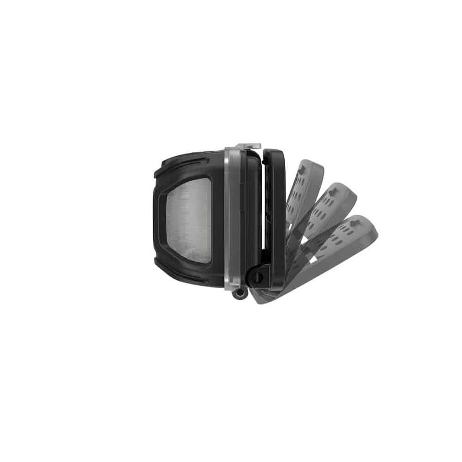 Broadview headlamp - adjustment functionality