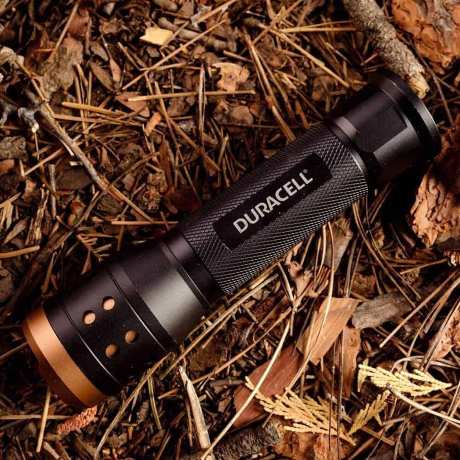 700 lumen flashlight in nature