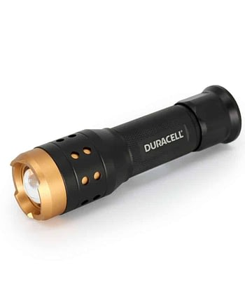 550 Aluminum Focusing Flashlight