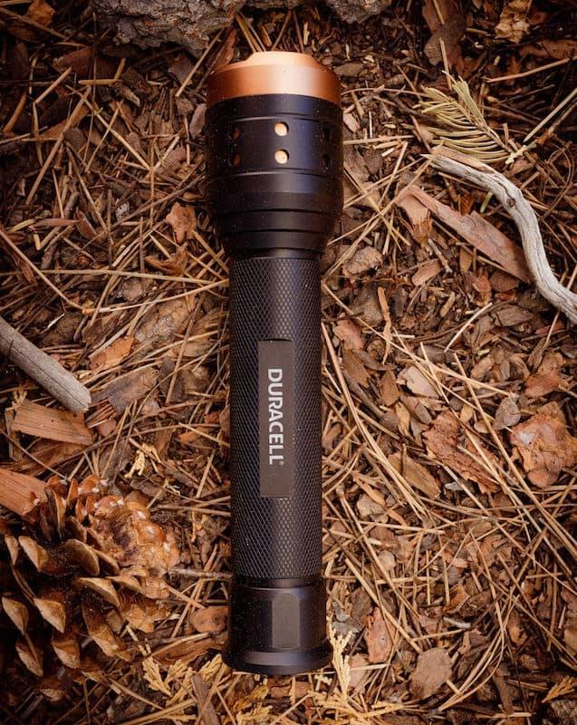 1000 Lumen Aluminum Focusing Flashlight