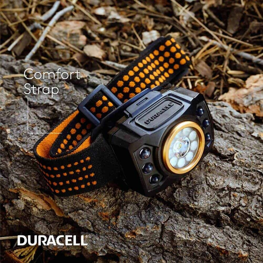 Duracell Comfort Strap